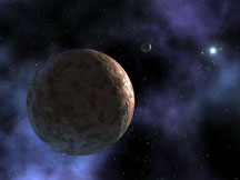 Sedna - Courtesy NASA/JPL-Caltech